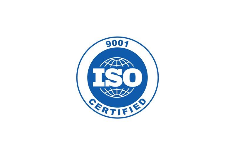 ISO zertifiziert