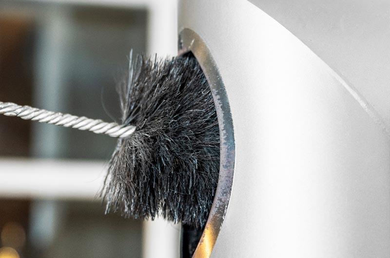 Schornsteinfeger Tätigkeiten sauber